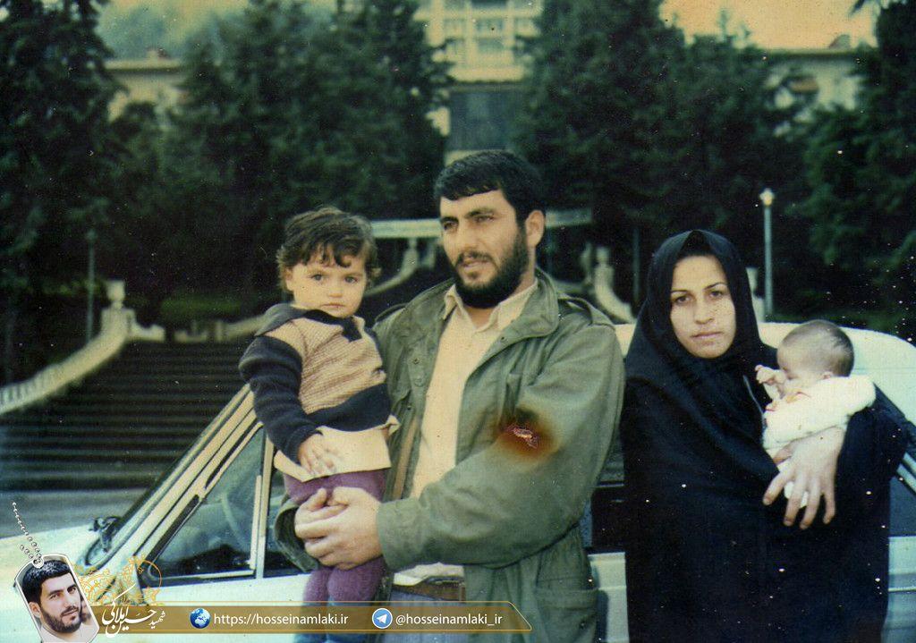 """شهید قهرمان """"حسین املاکی"""" را بهتر بشناسیم"""