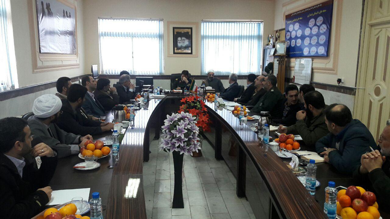 نخستین جلسه هماهنگی برگزاری یادواره شهید املاکی برگزار شد